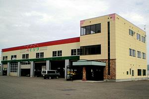 第二工場の外観写真